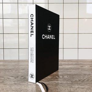Записная книжка женская Chanel черная