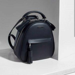 Женский рюкзак темно-синий