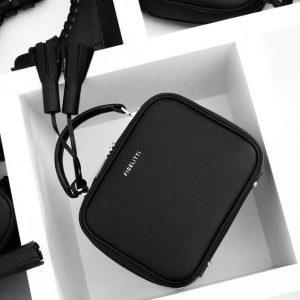 Женская сумка ручной работы черная