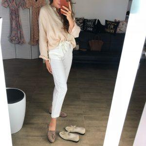 VN Ателье магазин женской обуви лоферы кожаные коричневые мягкие (5)