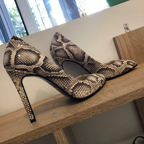 VN Пошив обуви на заказ туфель кожа питона (3)