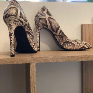 VN Пошив обуви на заказ туфель кожа питона (4)