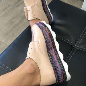 VN Пошив обуви на заказ туфель кожаных лаковых на платформе (3)